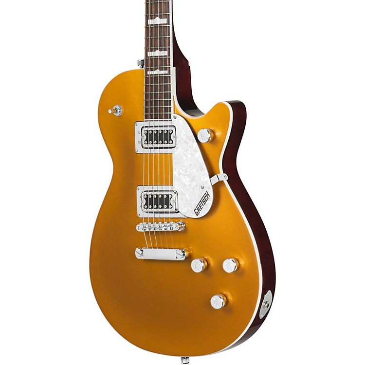 Gretsch Guitars G5435 Electromatic Pro Jet Electric Guitar Gold