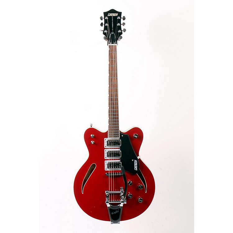 Gretsch Guitars G5622T Electromatic Center Block Semi-Hollow Electric Guitar Rosa Red 888365031057
