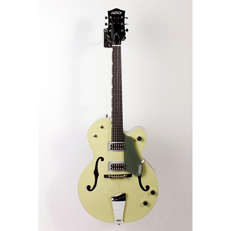 Gretsch Guitars G6118 Anniversary 2-Color Green 888365152752