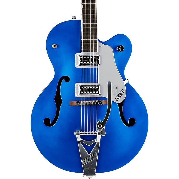 Gretsch Guitars G6120SH Brian Setzer Hot Rod Regal Blue