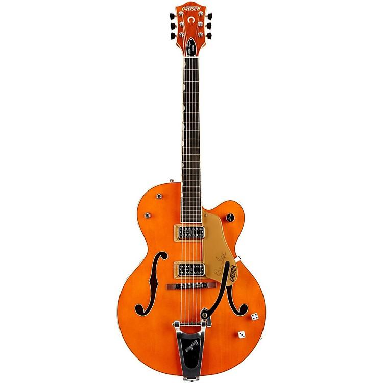 Gretsch GuitarsG6120SSLVO Brian Setzer Signature Nashville GuitarLight Vintage Maple Stain