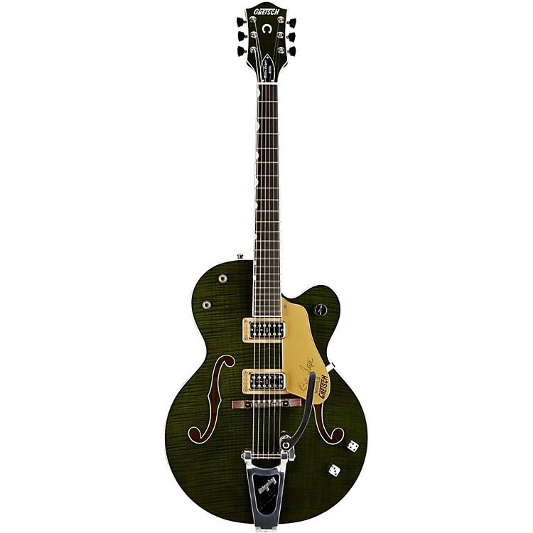 Gretsch GuitarsG6120SSU Brian Setzer Signature Nashville GuitarGreen Stain