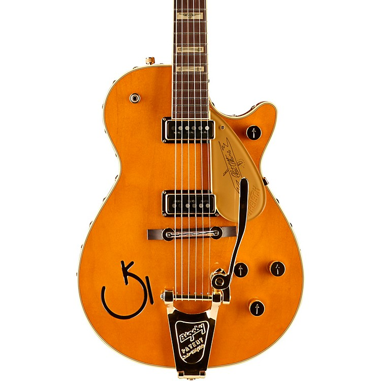 Gretsch Guitars G6121-1955 Chet Atkins Solid Body Electric Guitar Western Maple Stain