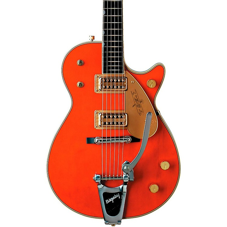 Gretsch Guitars G6121-1959 Chet Atkins Solid Body Electric Guitar Western Maple Stain