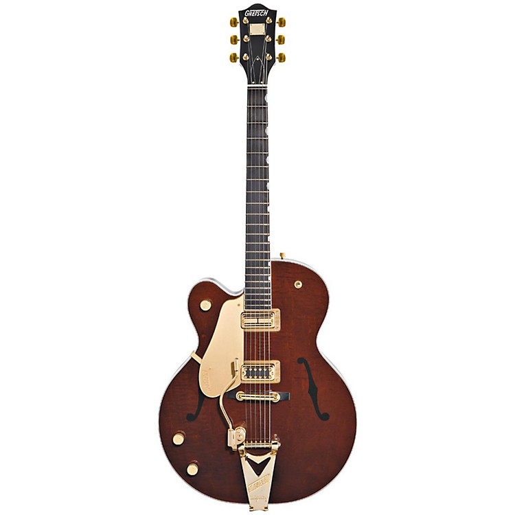 Gretsch Guitars G6122-1959LH Chet Atkins Country Gentleman Electric Guitar Walnut Stain