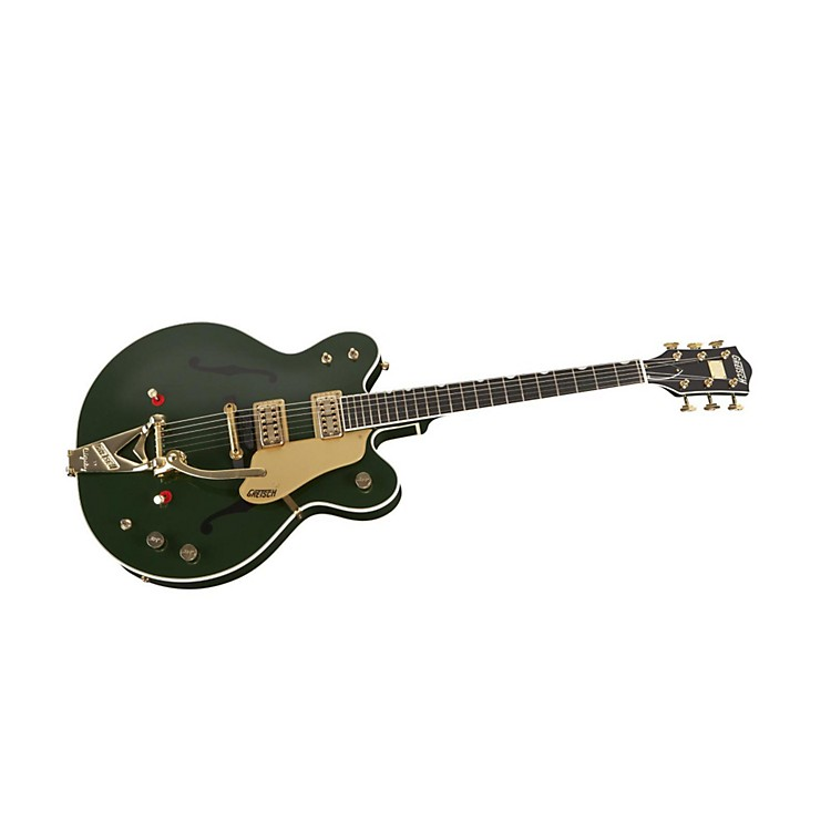 Gretsch Guitars G6122-1962T-TV Country Gentleman Limited Custom Color Electric Guitar Cadillac Green