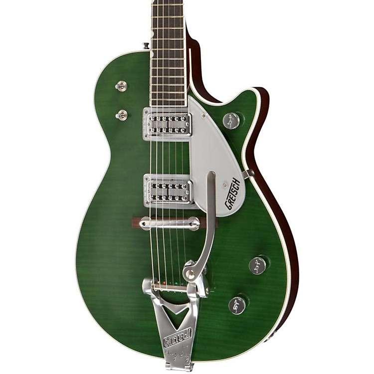 Gretsch Guitars G6128T-TVTAFTB Power Jet Electric Guitar