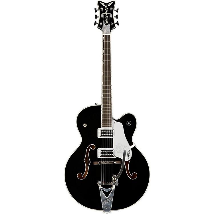 Gretsch GuitarsG6136LBP Brian Setzer Black Phoenix GuitarBlackChrome Hardware