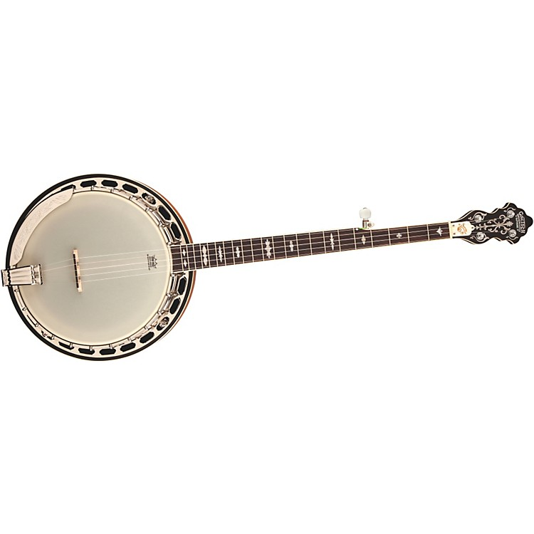 Gretsch Guitars G9420 Broadkaster Supreme Banjo Natural
