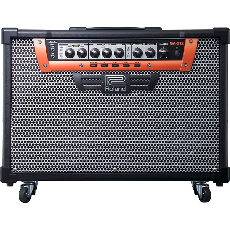 RolandGA-212 2X12 200W Guitar Combo AmplifierBlack