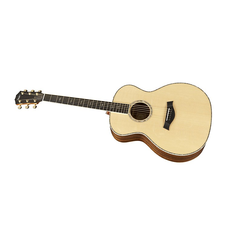 Taylor GA-Ke-L Koa/Spruce Grand Auditorium Left-Handed Acoustic-Electric Guitar Natural