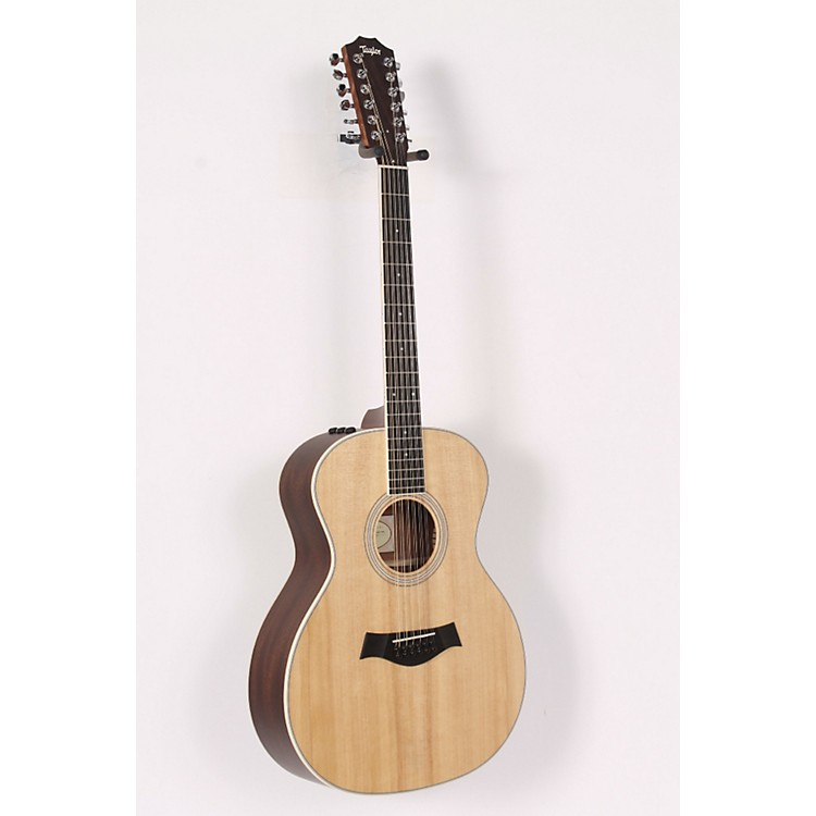 Taylor GA3e-12 Sapele/Spruce Grand Auditorium 12-String Acoustic-Electric Guitar Natural 886830567193