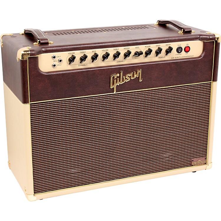 gibson ga42rvt 30w 2x12 tube guitar combo amp music123. Black Bedroom Furniture Sets. Home Design Ideas