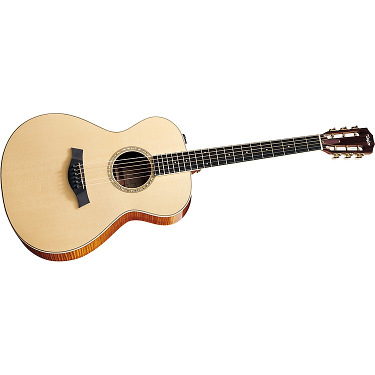 Taylor GA4e Ovangkol/Spruce Grand Auditorium Acoustic-Electric Guitar