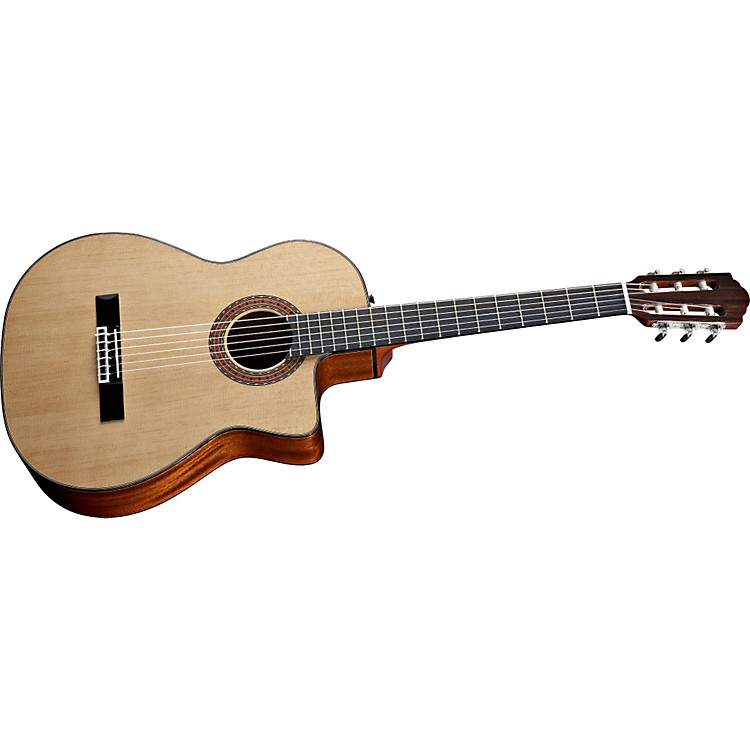 Guild GAD-4N Acoustic-Electric Guitar Natural