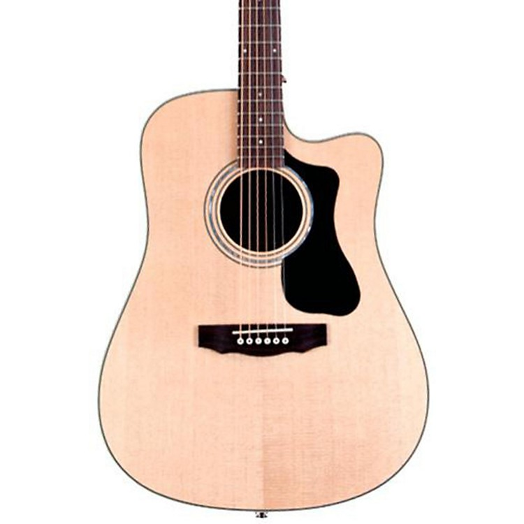 Guild GAD Series D-150CE Dreadnought Acoustic-Electric Guitar Natural