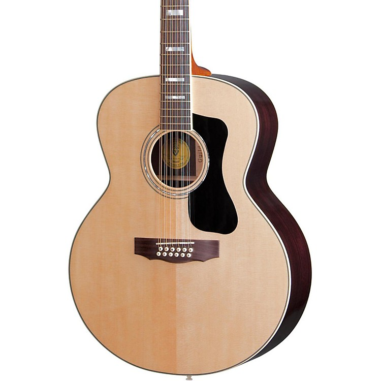 Guild GAD Series F-1512 12-String Jumbo Acoustic Guitar