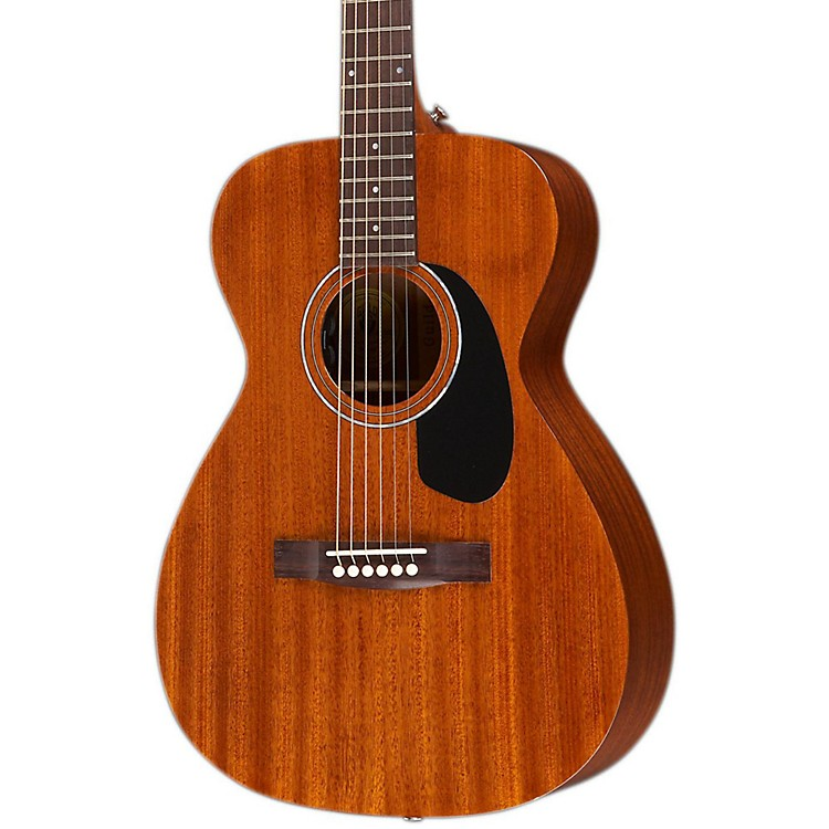 Guild GAD Series M-120E Concert Acoustic-Electric Guitar Natural