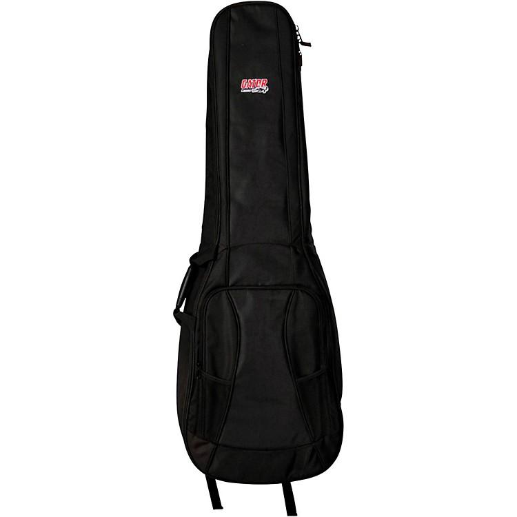 GatorGB-4G-BASSX2 4G Series Gig Bag for 2 Bass GuitarsBlack