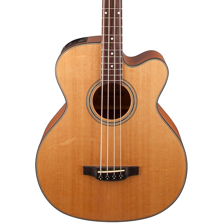 TakamineGB30CE Acoustic-Electric Bass GuitarNatural