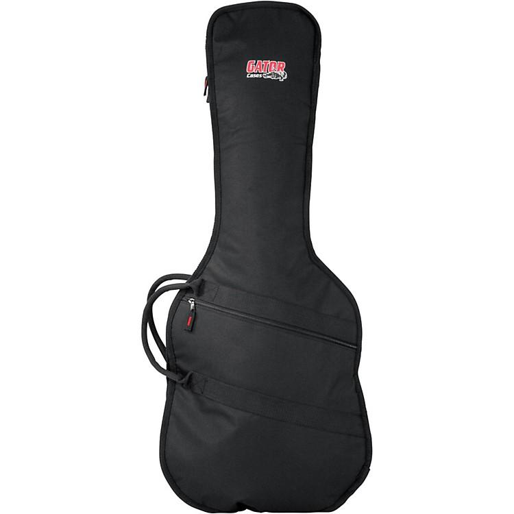 GatorGBE-Mini-Elec Gig Bag for 1/2 to 3/4 Size Electric Guitar