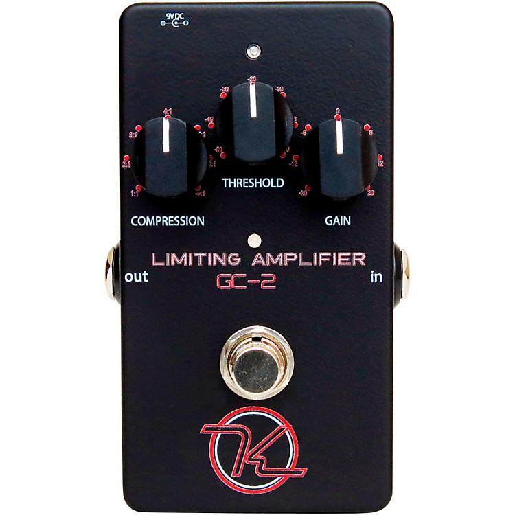 KeeleyGC-2 Limiting Amplifier Guitar Compression Pedal