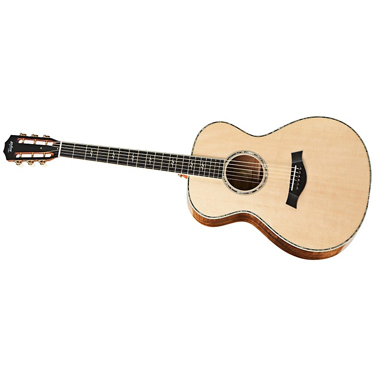 Taylor GC-K-L Koa/Spruce Grand Concert Left-Handed Acoustic Guitar Natural
