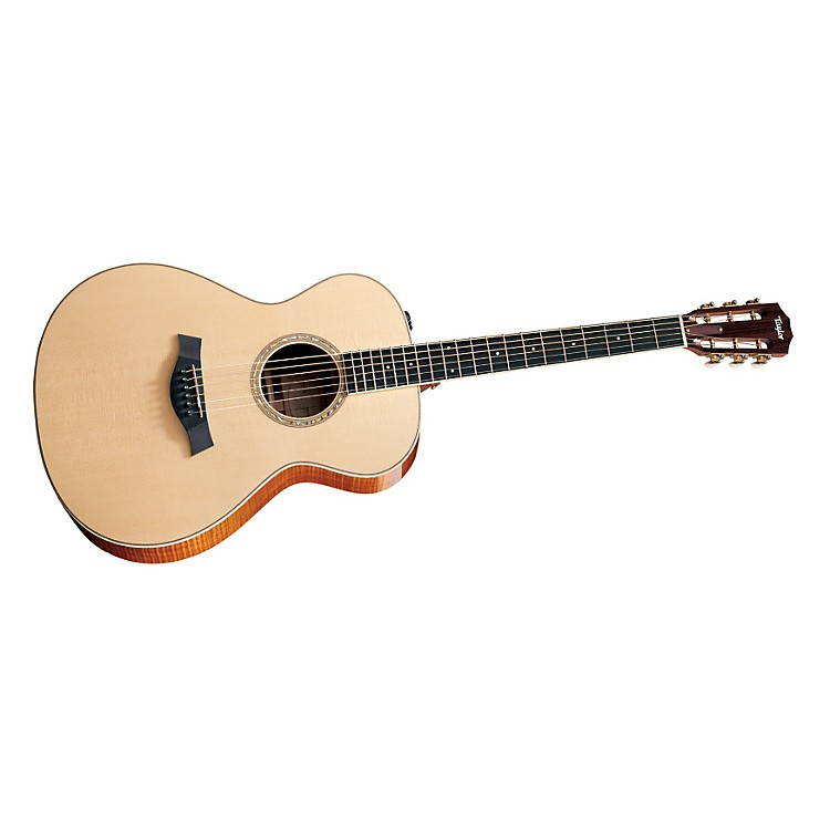 Taylor GC6e Maple/Spruce Grand Concert Acoustic-Electric Guitar Natural