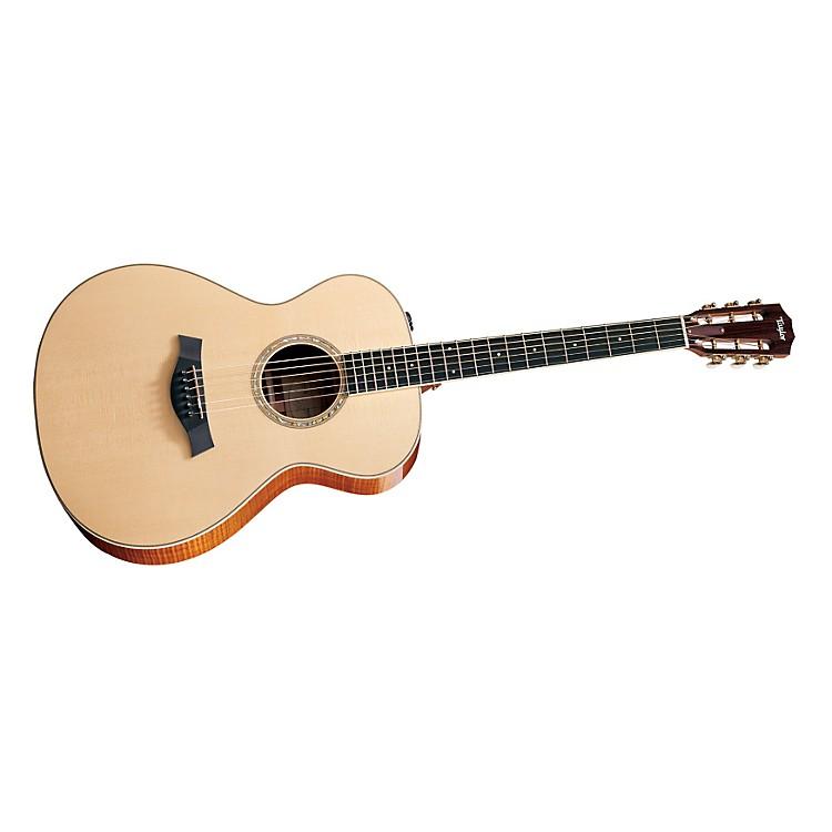 TaylorGC6e Maple/Spruce Grand Concert Acoustic-Electric Guitar