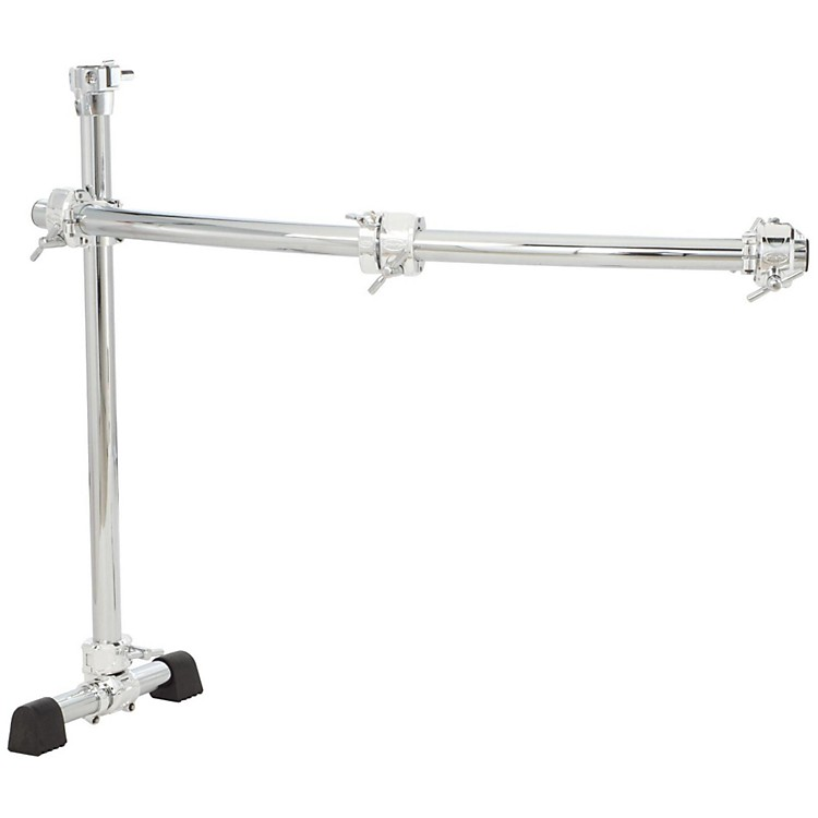 Gibraltar GCS150C Chrome Curved Side Rack