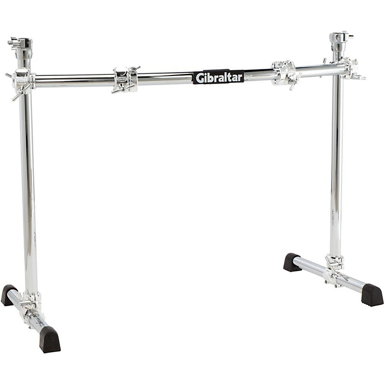 Gibraltar GCS300C Chrome Curved Front Rack