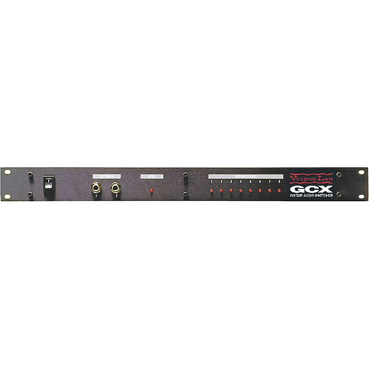Voodoo Lab GCX Guitar Audio Switcher