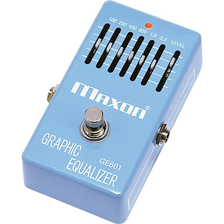 Maxon GE601 Graphic Equalizer