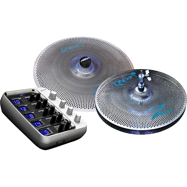 ZildjianGEN16 Acoustic-Electric Cymbal Pack 13 & 18