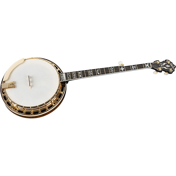 Gold StarGF-300FE Professional Banjo