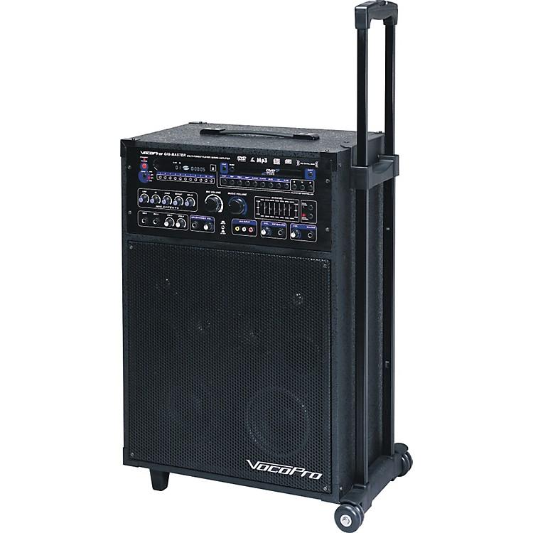 VocoProGIG-MASTER 180W Karaoke System