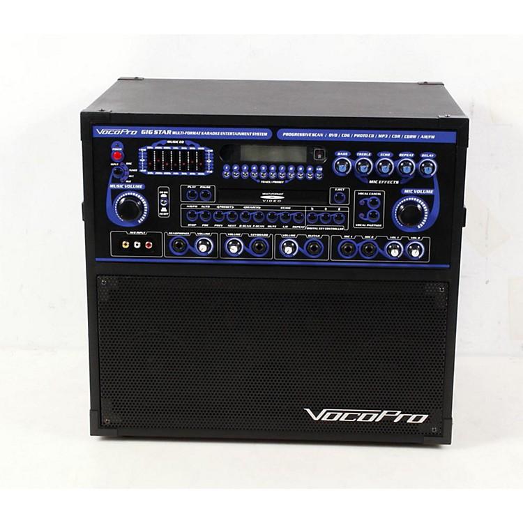 VocoProGIG-STAR - Professional Karaoke SystemRegular888365024240