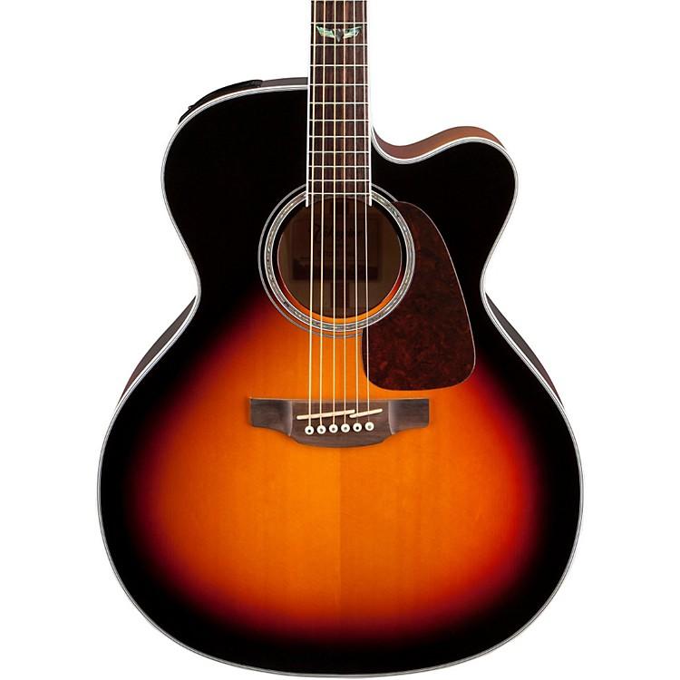 TakamineGJ72CE G Series Jumbo Cutaway Acoustic-Electric GuitarGloss Sunburst