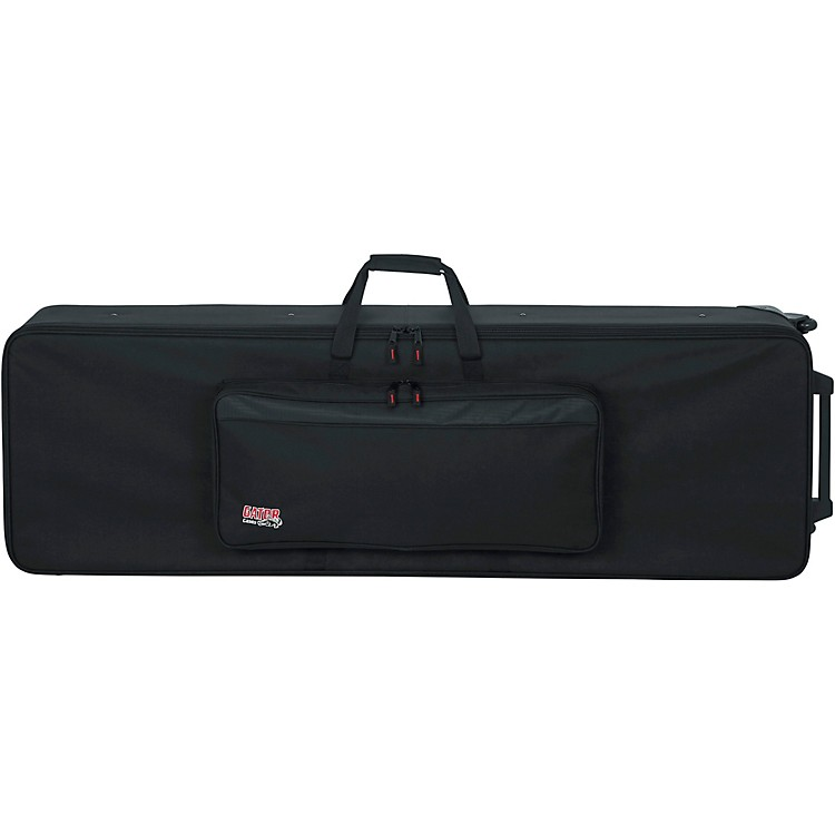 Gator GK-88 88-Key Lightweight Keyboard Case on Wheels