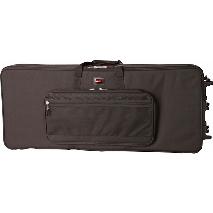 Gator GK Lightweight Keyboard Case on Wheels  49 Key