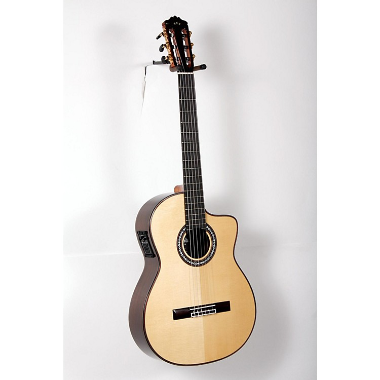 CordobaGK Pro Negra Acoustic-Electric GuitarRegular888365898155