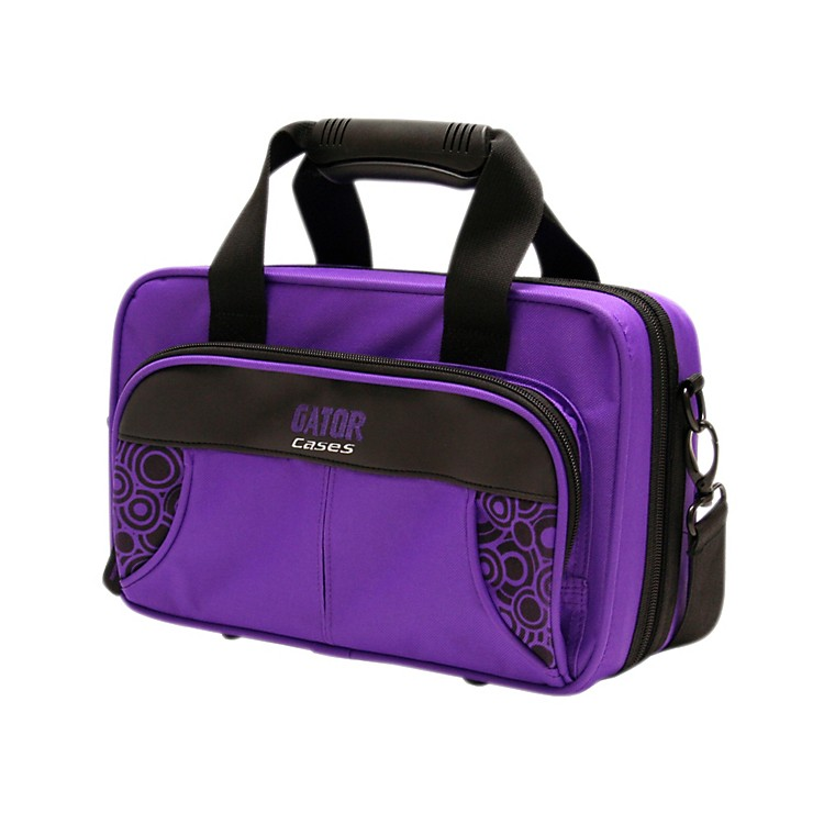 Gator GL Series Clarinet Case Purple