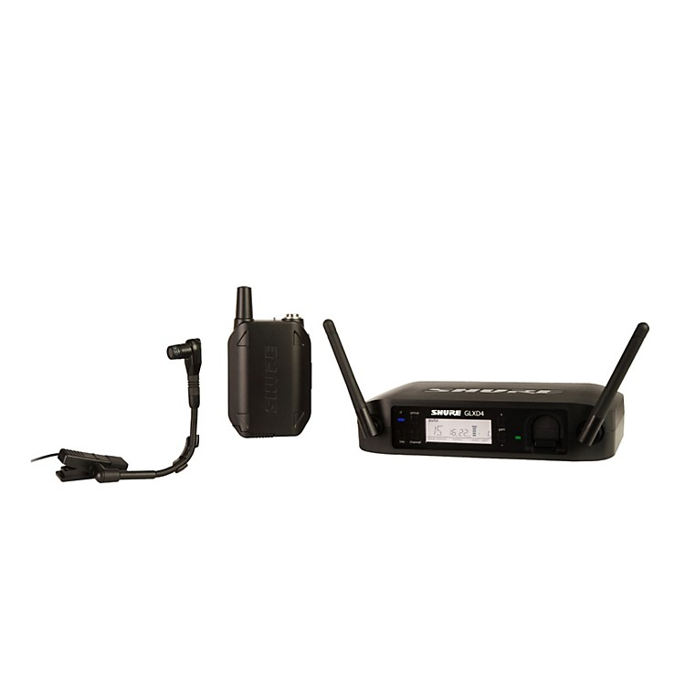 Shure GLX-D Wireless Vocal System with WB98H/C Mic Z2