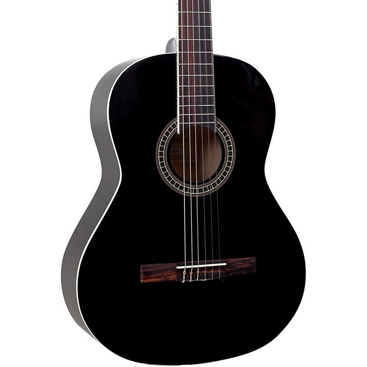 GianniniGN-15 N Classical GuitarGloss Black
