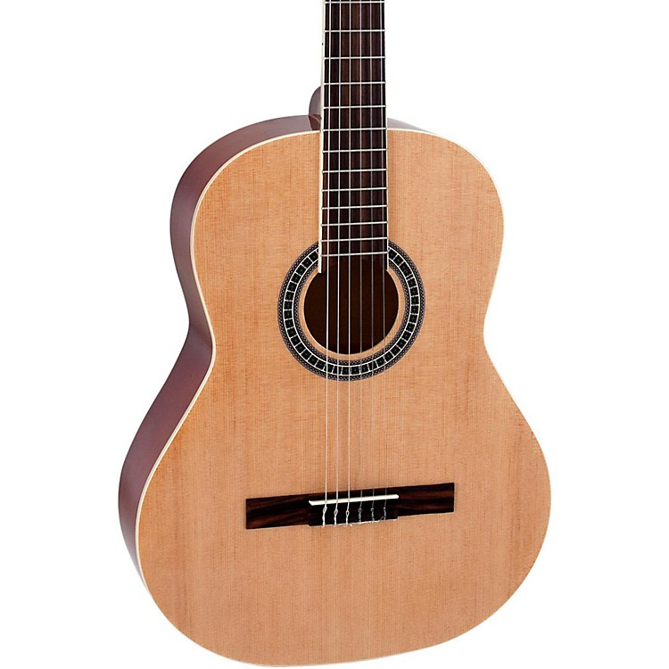 Giannini GN-15 N Spruce Top Classical Guitar Natural