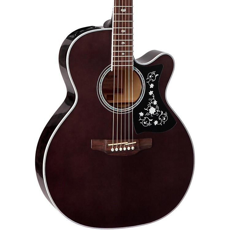 TakamineGN75CE Acoustic-Electric guitarTransparent Black