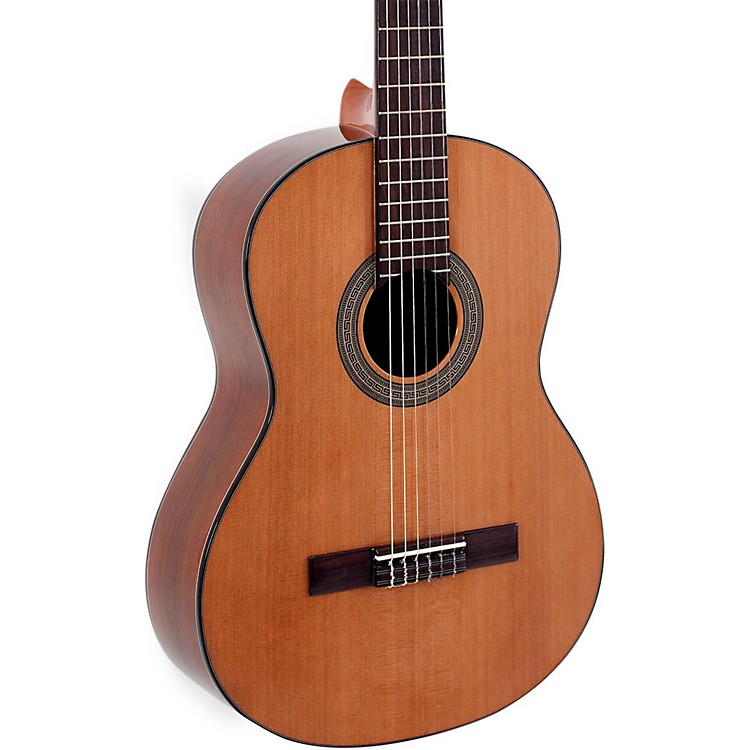 Giannini GNC-1CDR Solid Cedar Top Classical Guitar Natural