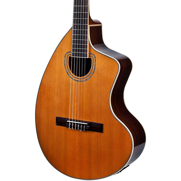 GianniniGNCRA SPC Craviola Spruce Classical GuitarNatural