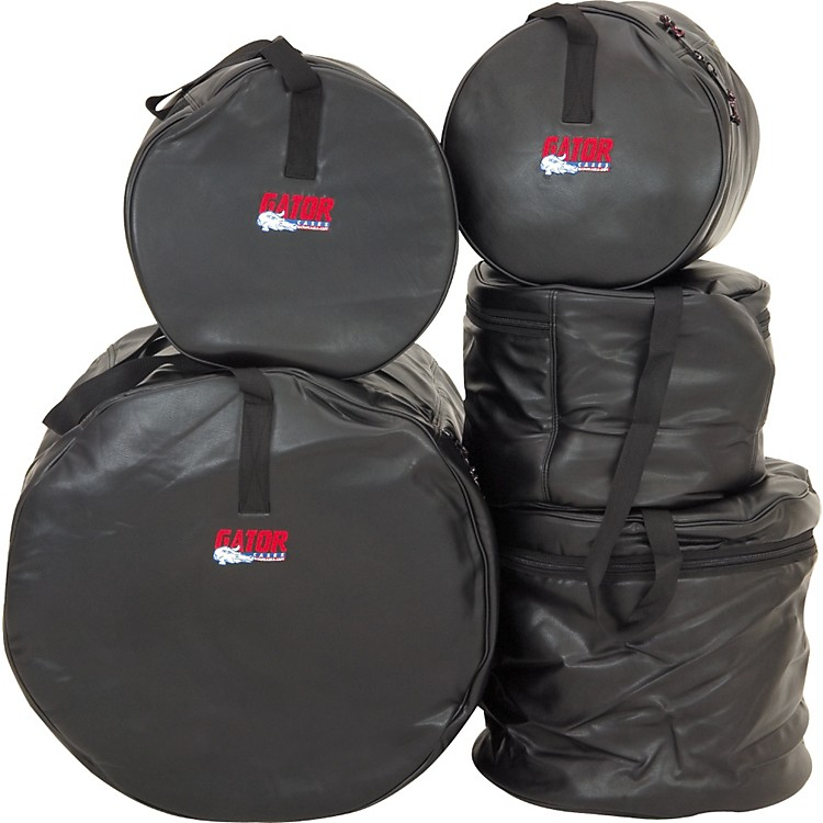 Gator GP-200 DLX Deluxe 5-Piece Drum Bag Set