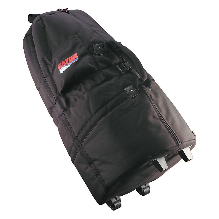 Gator GP Rolling Conga Bag Black